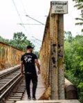 F*CK COVID-19 Men T-shirt BLACK