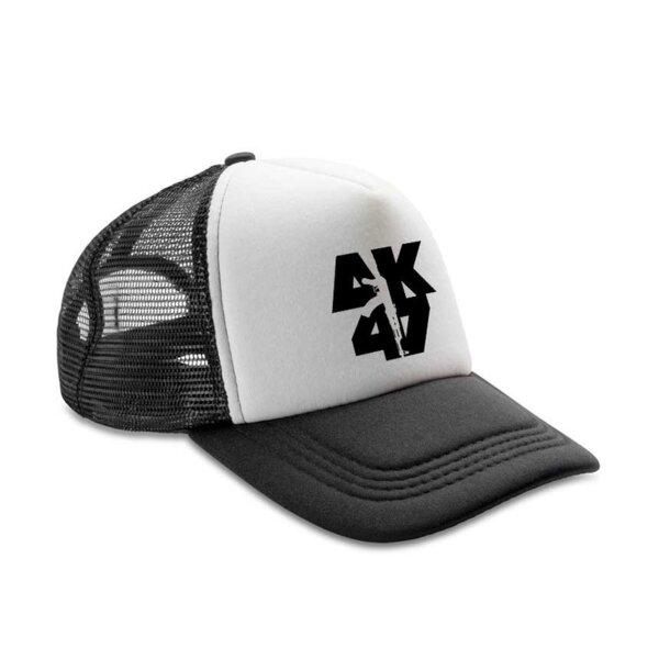 Шапка с козирка AK47 3D Лого