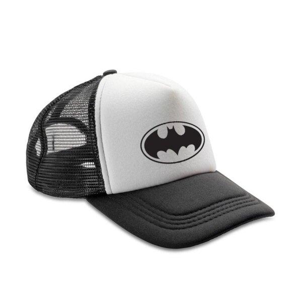Шапка с козирка Батман 3D Лого