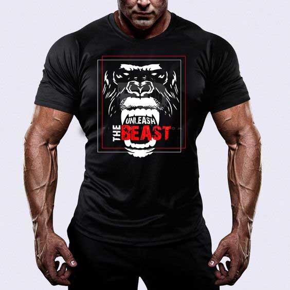 Тениска Освободи звяра 2