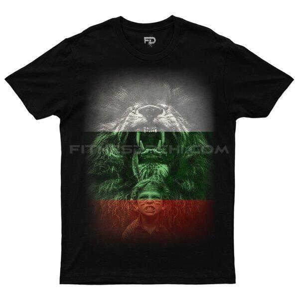 Тениска Български Лъв 3