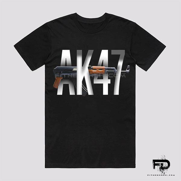 Тениска АК47 new