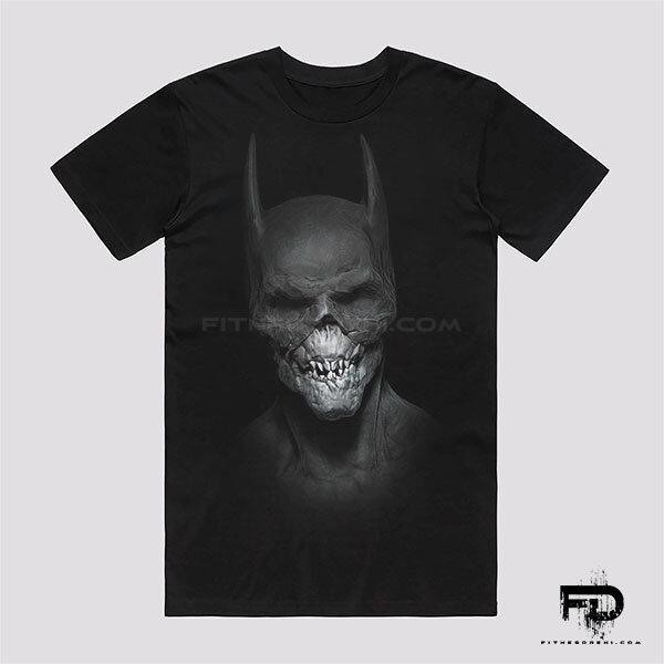 Тениска Batskull