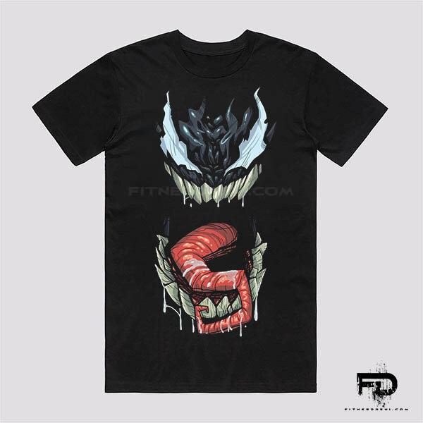 Тениска Венъм New