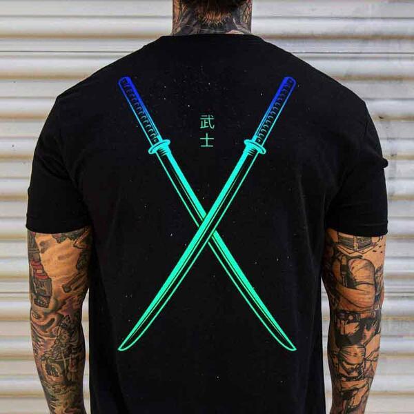 Тениска Katanas
