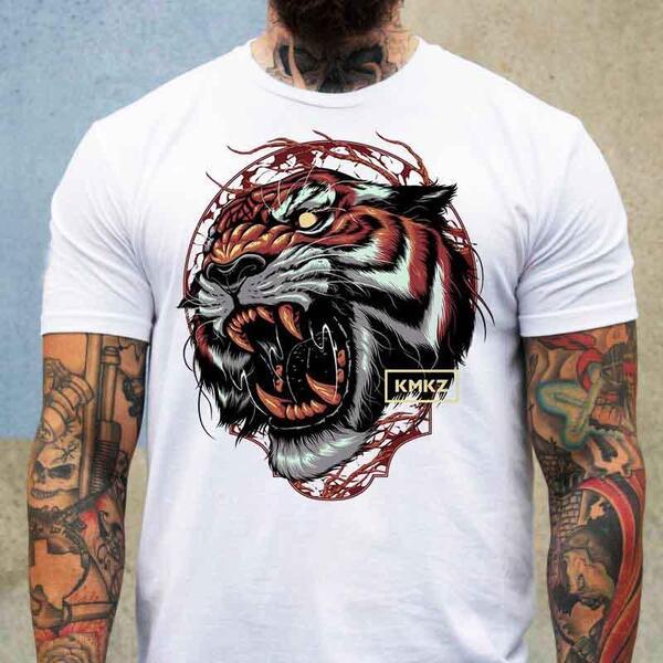 Тениска Tiger