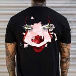 Тениска Samurai Skull 2-Copy