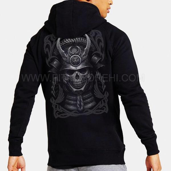 Суичър Samurai Skull 2
