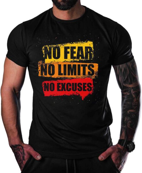 Тениска NO FEAR