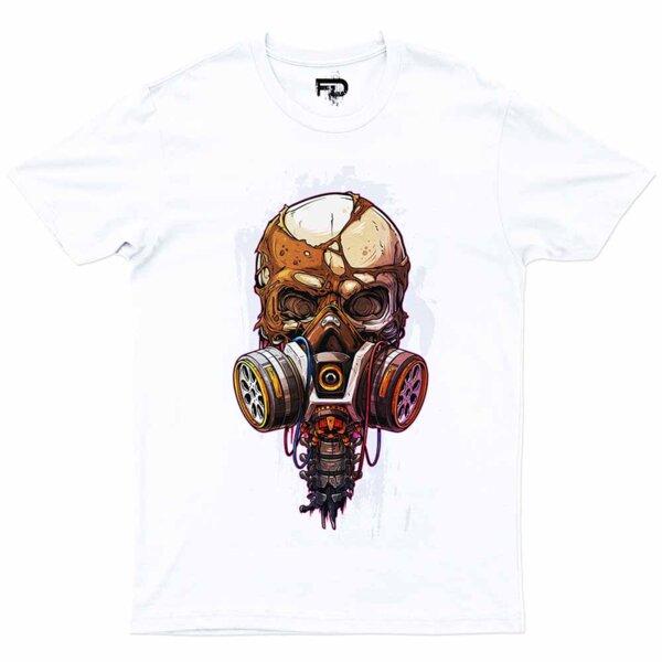 Тениска Skull with mask