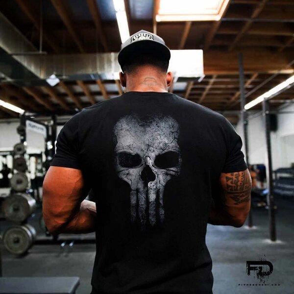 Тениска  Ghost Skull 2