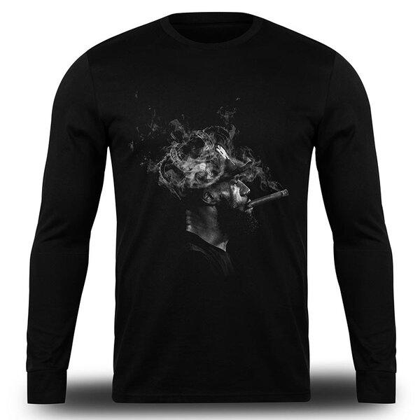 Тениска с дълъг ръкав King James 2
