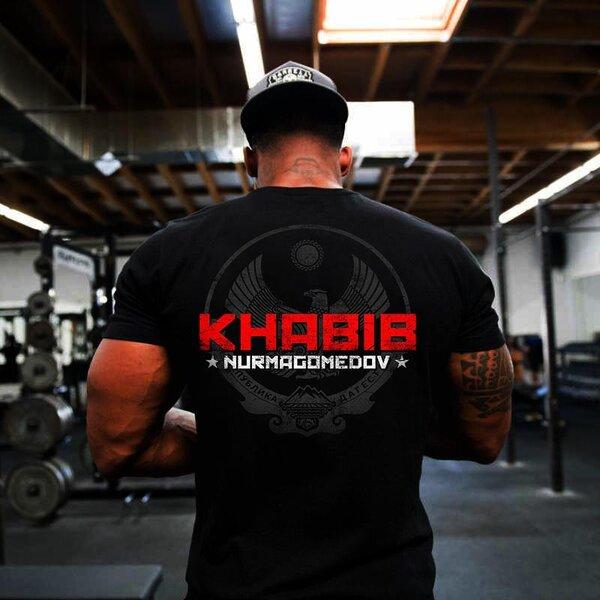 Тениска Khabib 3