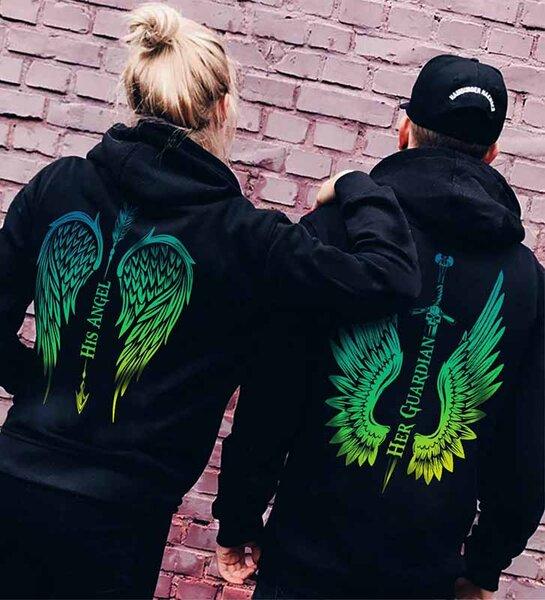 Суичъри за двойки Angel / Guardian