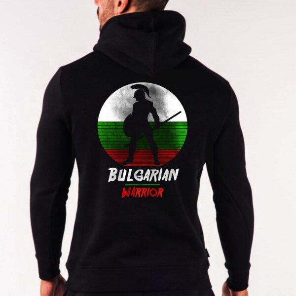 Суичър Bulgarian Warrior