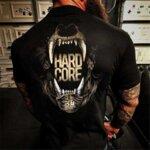 Тениска Хардкор