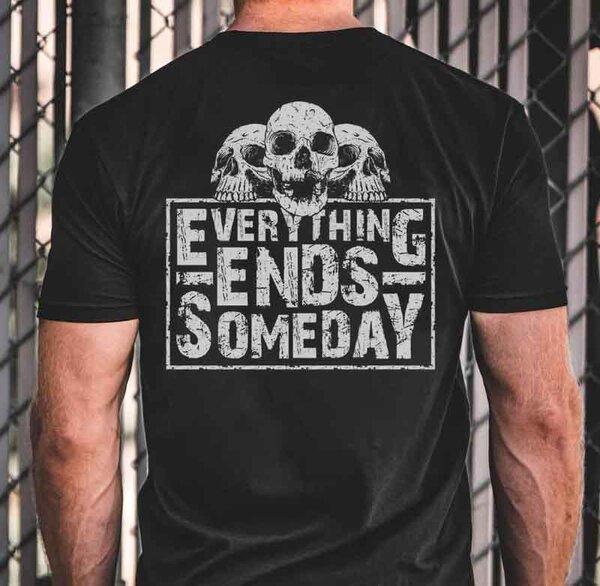 Тениска НЯКОЙ ДЕН