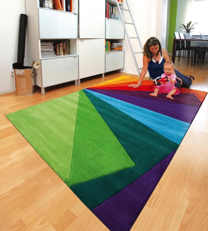 Как да изберем килим за детска стая ?