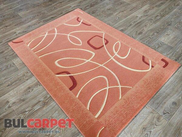 вълнен килим премиум 2153 оранж