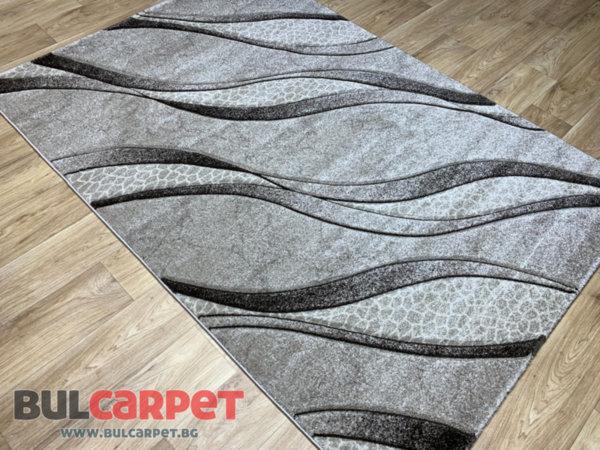 релефен килим фокус 8 визон