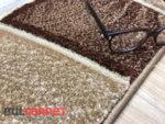 релефен килим фокус 1 беж