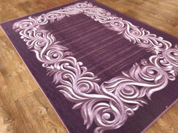 мокетен килим тоскана лила