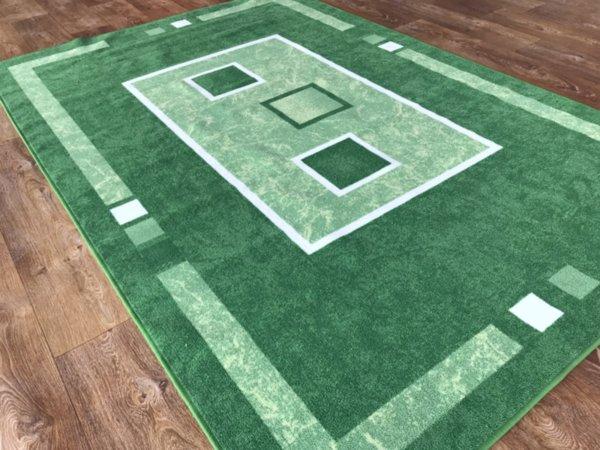 мокетен килим дакота зелен