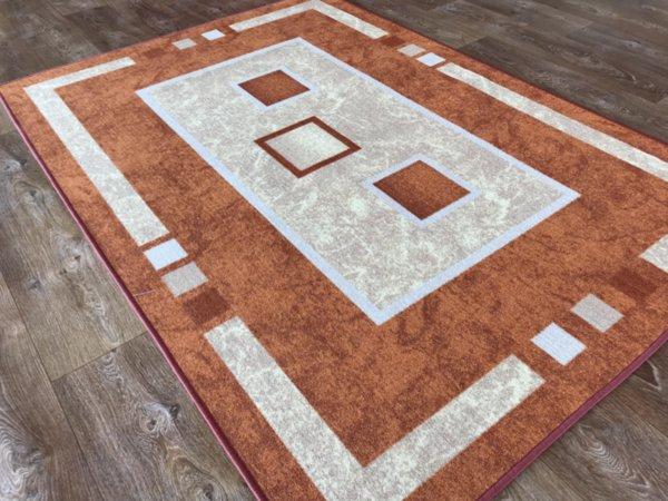 мокетен килим  дакота оранж