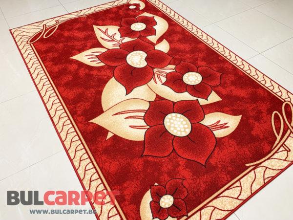 мокетен килим монца бордо