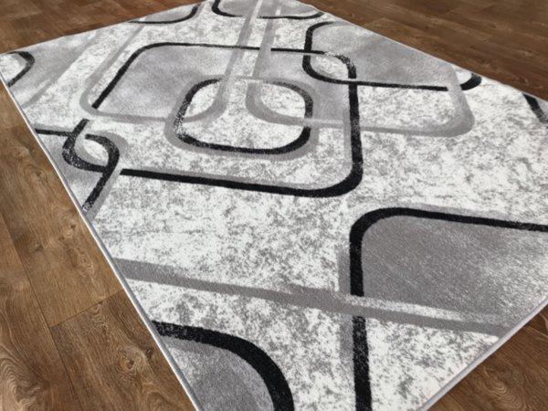 мокетен килим гала сив