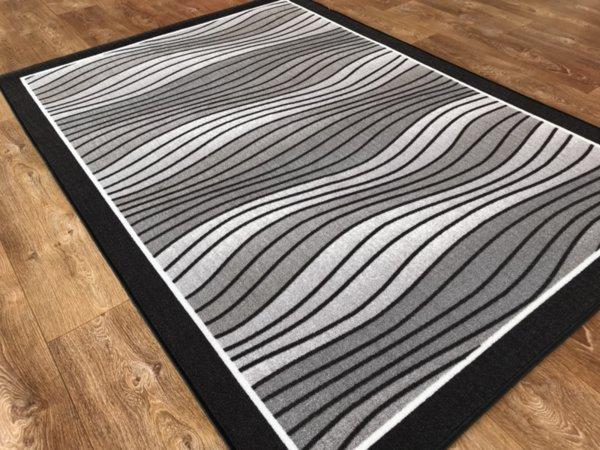 мокетен килим 1817 сив