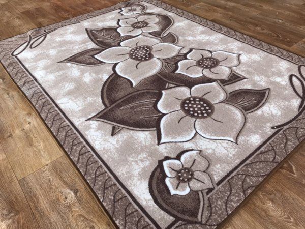 мокетeн килим монца 3д визон