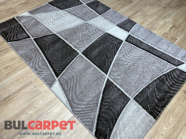 релефен килим фокус 0001 визон
