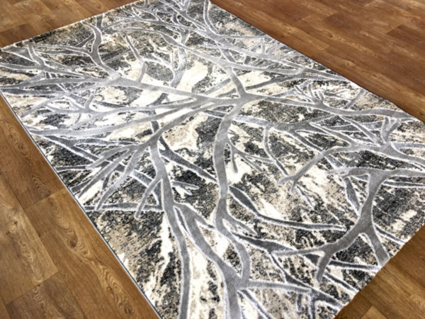 килим атина 685 сив