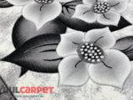 релефен килим калифорния 9179 сив