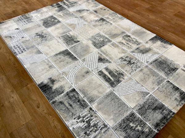 килим атина 681 сив