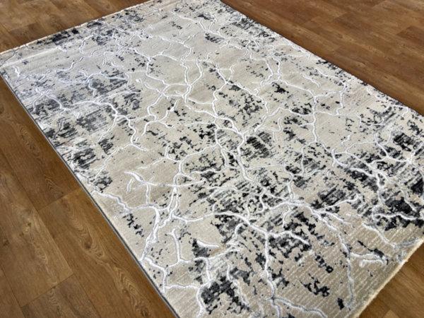 килим атина 1014 сив