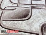 релефен килим калифорния 7905 визон