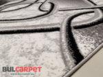 релефен килим калифорния 7905 сив