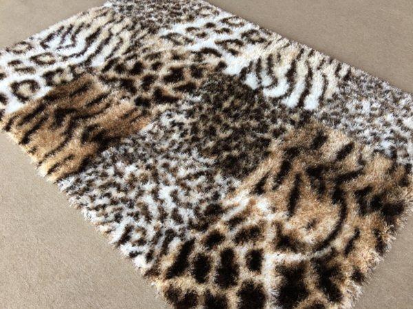 килим шаги тиара 7695 кафе