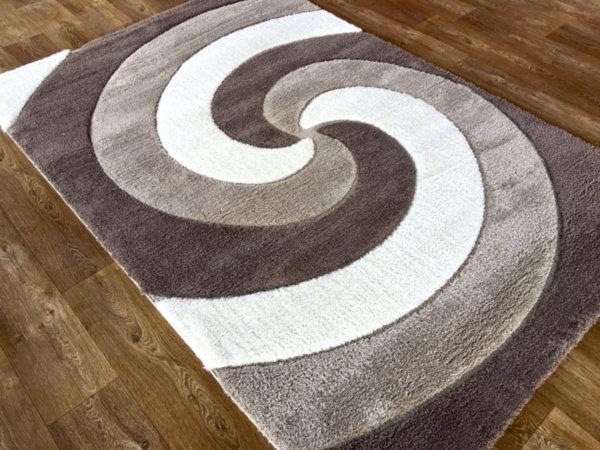 килим шаги лотус релеф 5845