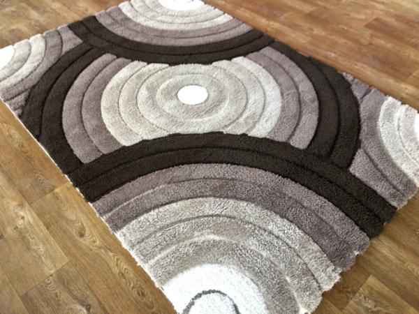 килим шаги лотус релеф 5489 беж