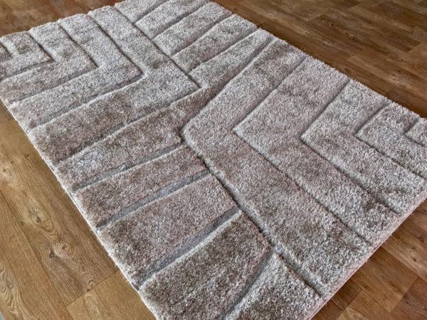 килим шаги макс 3Д  326 визон