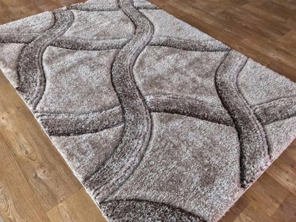 килим шаги макс 3Д  314 визон