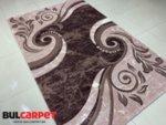 релефен килим  калифорния 9589 визон