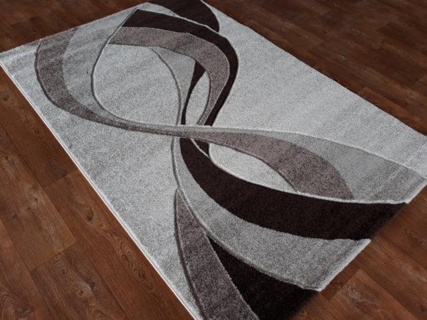 релефен килим съни 3583 визон