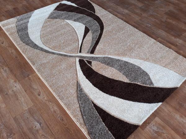 релефен килим съни 3583 беж