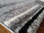 релефен килим съни  1581 сив