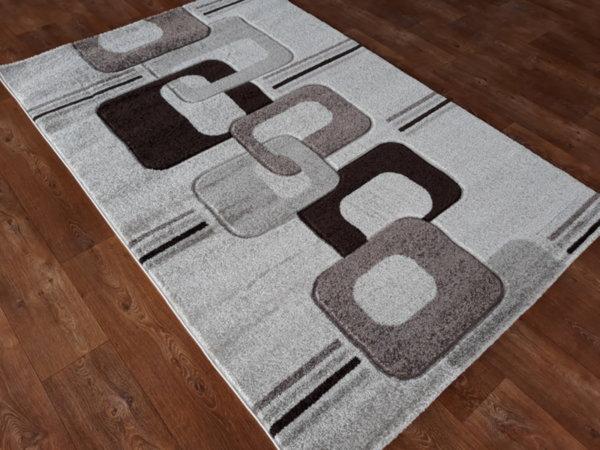 релефен килим съни  1581 визон