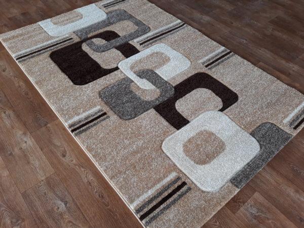 релефен килим съни 1581 беж